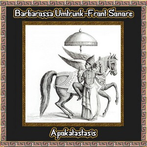 Cover BARBAROSSA UMTRUNK / FRONT SONORE