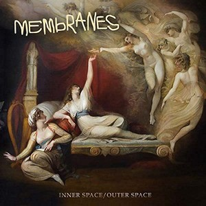 Cover THE MEMBRANES