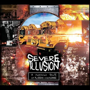 Cover SEVERE ILLUSION