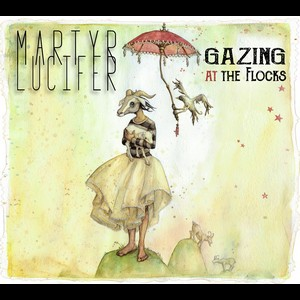 Cover MARTYR LUCIFER